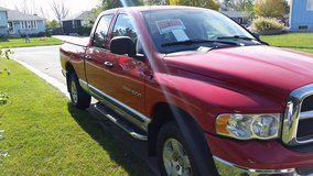 Dodge crew cab  4 wheel drive with hard cover in Joliet, Illinois