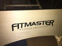 Fitmaster massage table in Kingwood, Texas