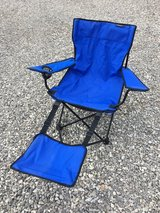 Folding Camp and Beach Chair  -  Like New  -  Unused in Alamogordo, New Mexico