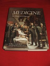 Medicine An Illustrated History Bibliography by Lyons & Petrucelli in Bolingbrook, Illinois