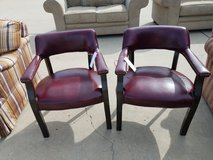 Set of two office chairs in Warner Robins, Georgia