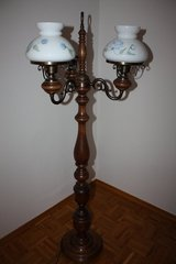 Vintage Standing Lamp with Covers in Ramstein, Germany