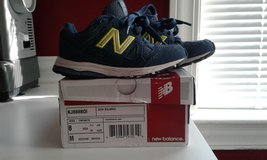 Brand New Toddlers Size 8 USA/ New Balance Shoes in Greenville, North Carolina