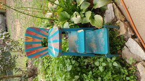 Antique chair step stool in Pleasant View, Tennessee