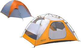 Marmot Limelight 4P - Four Person Tent - Color as Shown - (Just Like New - Used 1 Night Only) in Alamogordo, New Mexico