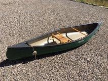 Old Town 12 ft Pack Canoe - Good Condition - with Accessories in Alamogordo, New Mexico