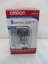 Omron  5 Series Upper Arm Blood Pressure Monitor - NIB in Kingwood, Texas