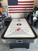 MD Sports Air Hockey Table with removable Ping Pong top in Warner Robins, Georgia