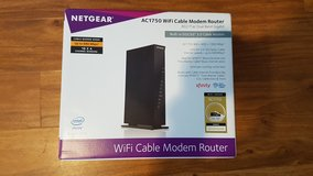 Netgear WiFi Cable Modem Router in Bolling AFB, DC