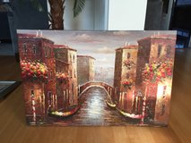 Fine Art Venice Oil Painting in Warner Robins, Georgia
