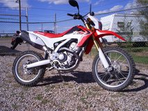 2014 CRF250L--LOW MILES in Alamogordo, New Mexico