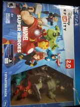 PS4 Disney Infinity characters in Lockport, Illinois