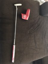 Scotty Cameron Select Newport 2 with super stroke grip in Fort Bliss, Texas