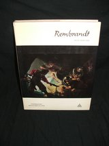 Rembrandt & The Impressionists Coffee Table Books in Bolingbrook, Illinois
