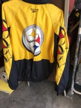 Pittsburg Steelers medium windbreaker in Alamogordo, New Mexico