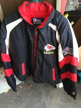 KC Chiefs extra large coat in Alamogordo, New Mexico