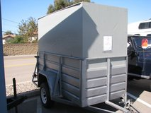 UTILITY TRAILER - ENCLOSED in San Diego, California