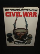 Civil War The Pictorial History by Barnes in Bolingbrook, Illinois