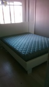 brand new full sized queen platform bed in Alamogordo, New Mexico