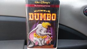 60th Anniv.Edition DUMBO VHS in Warner Robins, Georgia