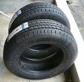 2 BRAND NEW TIRES in Fort Benning, Georgia