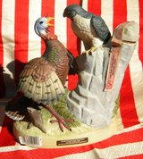 Wild Turkey collectable whiskey decanter still full aged 30 years in Camp Lejeune, North Carolina