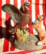 Austin Nichols designed Wild Turkey 101 proof Whiskey decanter with contents. in Camp Lejeune, North Carolina