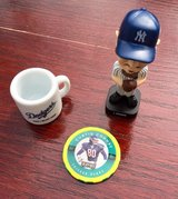 baseball bobble head and extras in Fort Knox, Kentucky