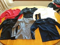 Kids thermal shirts, lot of 6 in Alamogordo, New Mexico