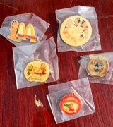 Old McDonald's pins in Fort Knox, Kentucky