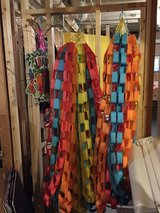 Paper chains in Glendale Heights, Illinois
