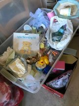 Baby shower items in Camp Pendleton, California