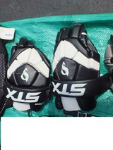Lacrosse Mens STX Gloves in Fairfax, Virginia