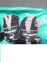 Lacrosse BRINE Gloves - Youth Small in Fairfax, Virginia