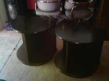 THOMAS-VILLE END TABLES, W/LAMPS in Hampton, Virginia