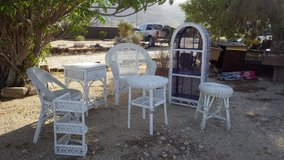 Wicker Furniture in 29 Palms, California