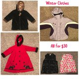 Winter Clothes Bundle in Fort Bliss, Texas