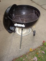 "Weber 22"" Charcoal Grill in Glendale Heights, Illinois"