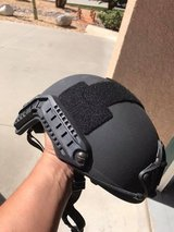 Ops Core High Cut helmet in Oceanside, California