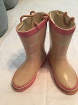 Toddler size 10 Pink Boots in Spring, Texas
