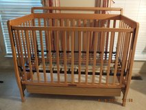 Child Craft Crib 'N' Double Bed in Fairfax, Virginia