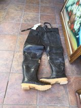 Hip Waders in Vacaville, California