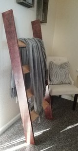 Hand Crafted blanket ladder in Travis AFB, California
