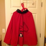 HALLOWEEN COSTUME - ADULT WOMAN'S POODLE SKIRT SOCKHOP 1950s with belt/scarf in Joliet, Illinois