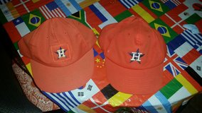 1980's ASTROS HATS in Bellaire, Texas