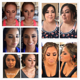 Makeup in Camp Pendleton, California