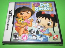NEW DS Dora & Kai-lan's Pet Shelter in Fort Riley, Kansas