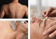 Wax hair removal near gate 2 Kadena in Okinawa, Japan