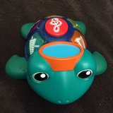 Cute turtle sound toy in Okinawa, Japan