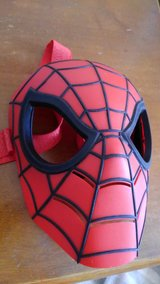 Spiderman mask in Okinawa, Japan